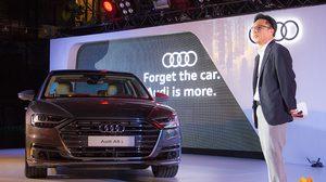 เผยโฉม The new Audi A8 L ที่สุดของรถ Premium Luxury  เคาะราคาเริ่มต้น 6.79 ล้านบาท