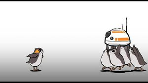 Porgs แกล้ง BB-8 ในคลิปสุดน่ารักจาก Star Wars