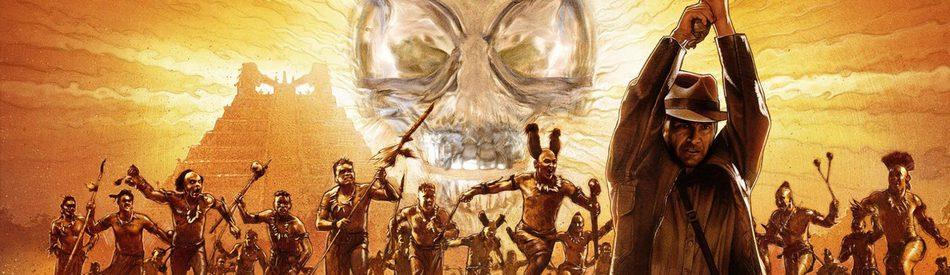 Indiana Jones and the Kingdom of the Crystal Skull ขุมทรัพย์สุดขอบฟ้า 4 : อาณาจักรกะโหลกแก้ว
