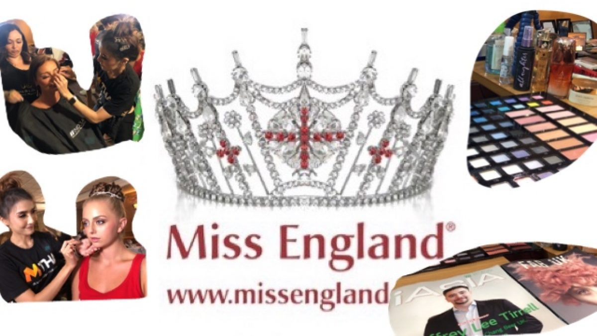 Influencer Mthai Women เป็น 1 ในตัวแทนช่างแต่งหน้า เวทีการประกวดรอบสุดท้าย Miss England