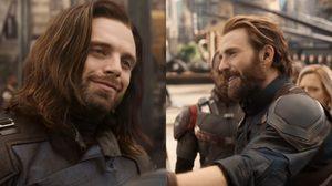 กัปตันอเมริกา พบ วินเตอร์โซลเยอร์ อีกครั้ง!! ในคลิปล่าสุดจาก Avengers: Infinity War