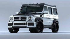 จับ Suzuki Jimny โมดิฟายให้เหมือน Mercedes G-wagen ในชื่อ G-Mini