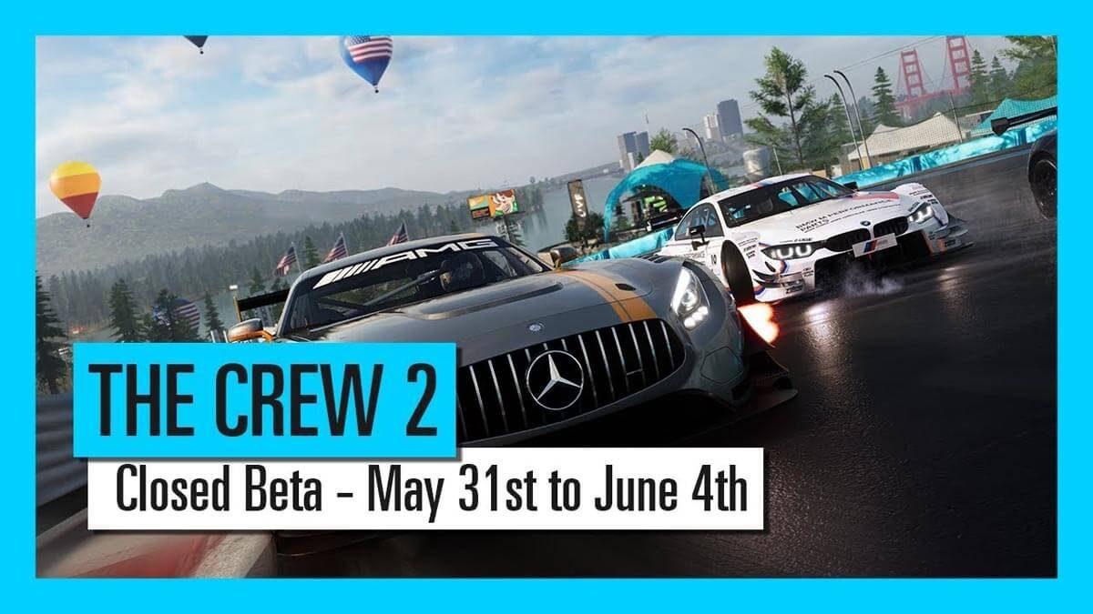 [ตัวอย่างเกม] The Crew 2 - Welcome to Motornation เปิด CBT แล้ว