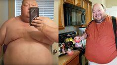 คนจริงเรื่องลดหุ่น หนุ่มอ้วน 215 กิโล ลดน้ำหนัก 90 กิโลใน 1 ปี