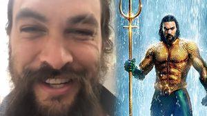 เจสัน โมโมอา โพสต์คลิปขอบคุณคนดูที่ให้การสนับสนุนหนัง Aquaman