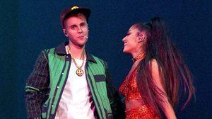 """การร่วมงานครั้งยิ่งใหญ่ที่สุดแห่งปี! Justin Bieber ควง Ariana Grande ปล่อยเพลง """"Stuck With U"""""""