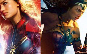 821.8 ล้านเหรียญ!! รายได้รวมจากทั่วโลกของหนัง Captain Marvel แซงหน้าหนัง Wonder Woman