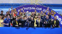 บลูเวฟ ชลบุรี เถลิงแชมป์ นัดชิงกดไป 9 – 1 ศึก AFF FUTSAL CUP 2019