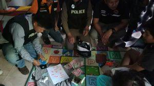 ป.ป.ส.ผนึกกำลัง ตร.-ทหาร กวาดล้างยาเสพติด ภายใต้ยุทธการ '1386 ทั่วไทยฯ'
