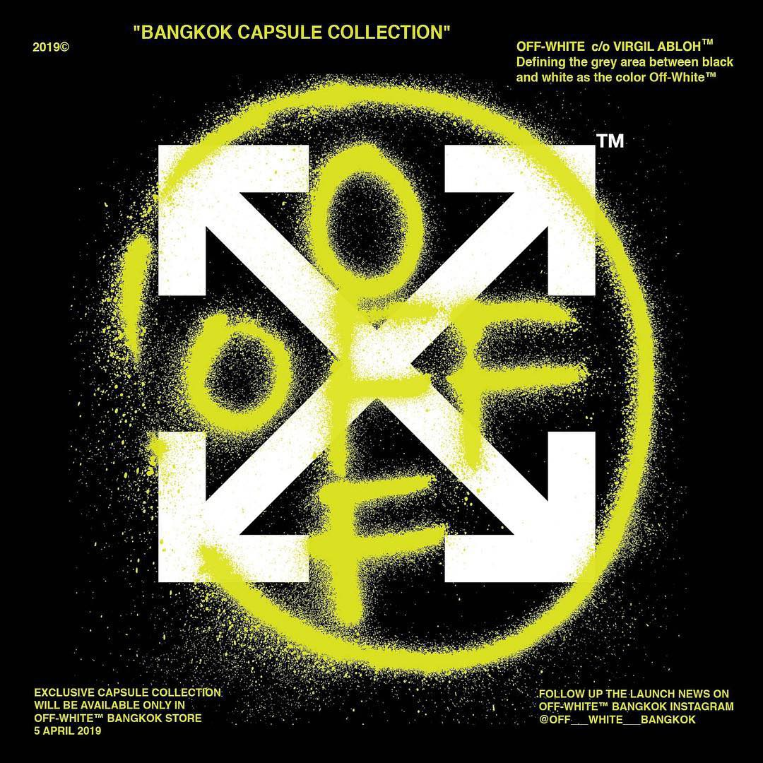 Off-White Bangkok Capsule Collection