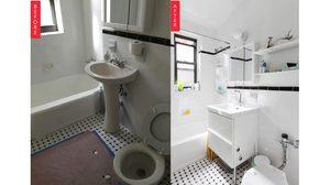 รีโนเวทห้องน้ำ ด้วย งบอันจำกัด แต่ผลลัพธ์คือปังมาก เทคนิคคือ?