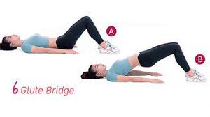 6 ท่าออกกำลังกาย บริหารเรียวขา ง่ายๆ ใส่กางเกงสวย