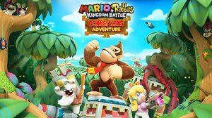 Donkey Kong Adventure แพทช์เสริม Mario+Rabbids วางจำหน่ายแล้ว