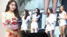 สี่สาวเกาหลี MAMAMOO อวดโฉมในชุดไทย จัดแฟนมีตติ้ง HELLO MOOMOO!!