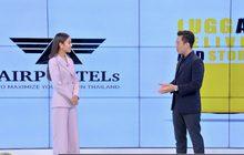 Startup Showcase ตอน : AIRPORTELs บริการจัดส่งกระเป๋าเพื่อนักเดินทาง