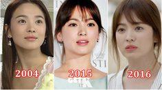 10 กว่าปีผ่านไป!! ซองเฮเคียว หน้าสวยไม่เปลี่ยนเลย มาชมพัฒนาการของเธอกัน