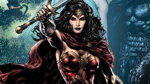 Wonder Woman ฮีโร่หญิงที่แข็งแกร่งที่สุดในจักรวาล DC