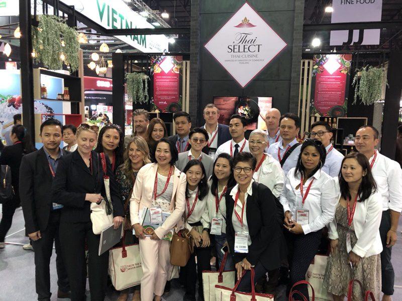 """""""Thai SELECT""""  การันตีอาหารไทย ยกทัพผลิตภัณฑ์อาหารไทยสำเร็จรูป จัดแสดงในงาน THAIFEX–World Food Asia 2019"""