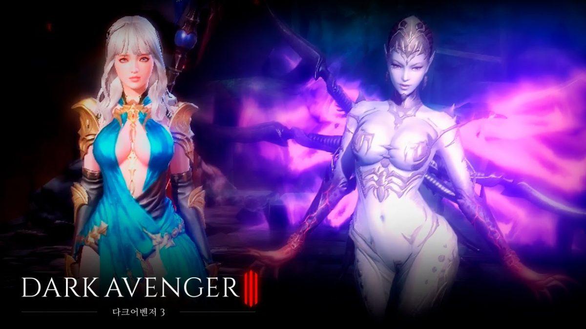 Dark Avenger 3 ลองเล่น รีวิว เกมส์จาก Korean Store ลองหามาเล่นกันดู ภาพสวย เล่นสนุกดี!