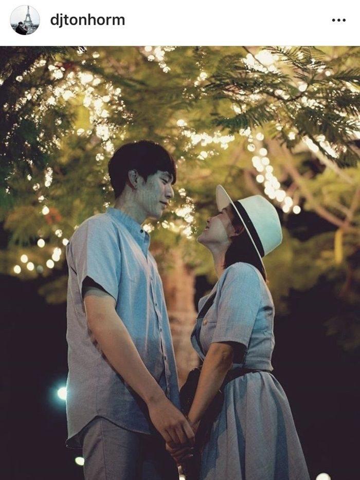 ซัน - ต้นหอม สวีทหวาน