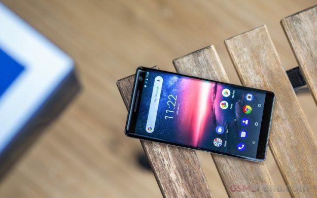 Nokia 8 Sirocco ได้เฮอัพเดต Android Pie เพิ่มฟีเจอร์ ARCore และกล้องดีขึ้น