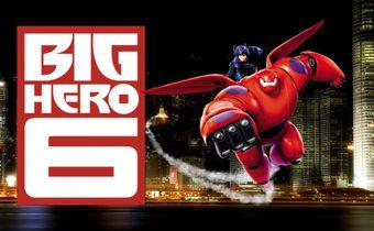 Big Hero 6 บิ๊กฮีโร่ 6