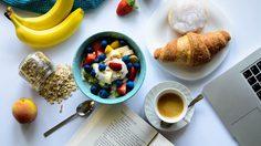 อาหารเช้าเพื่อสุขภาพ