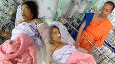หลวงพี่ วอนคนช่วยค่ารักษาโยมแม่ หลังต้องผ่าตัดค่าใช้จ่ายร่วมแสน