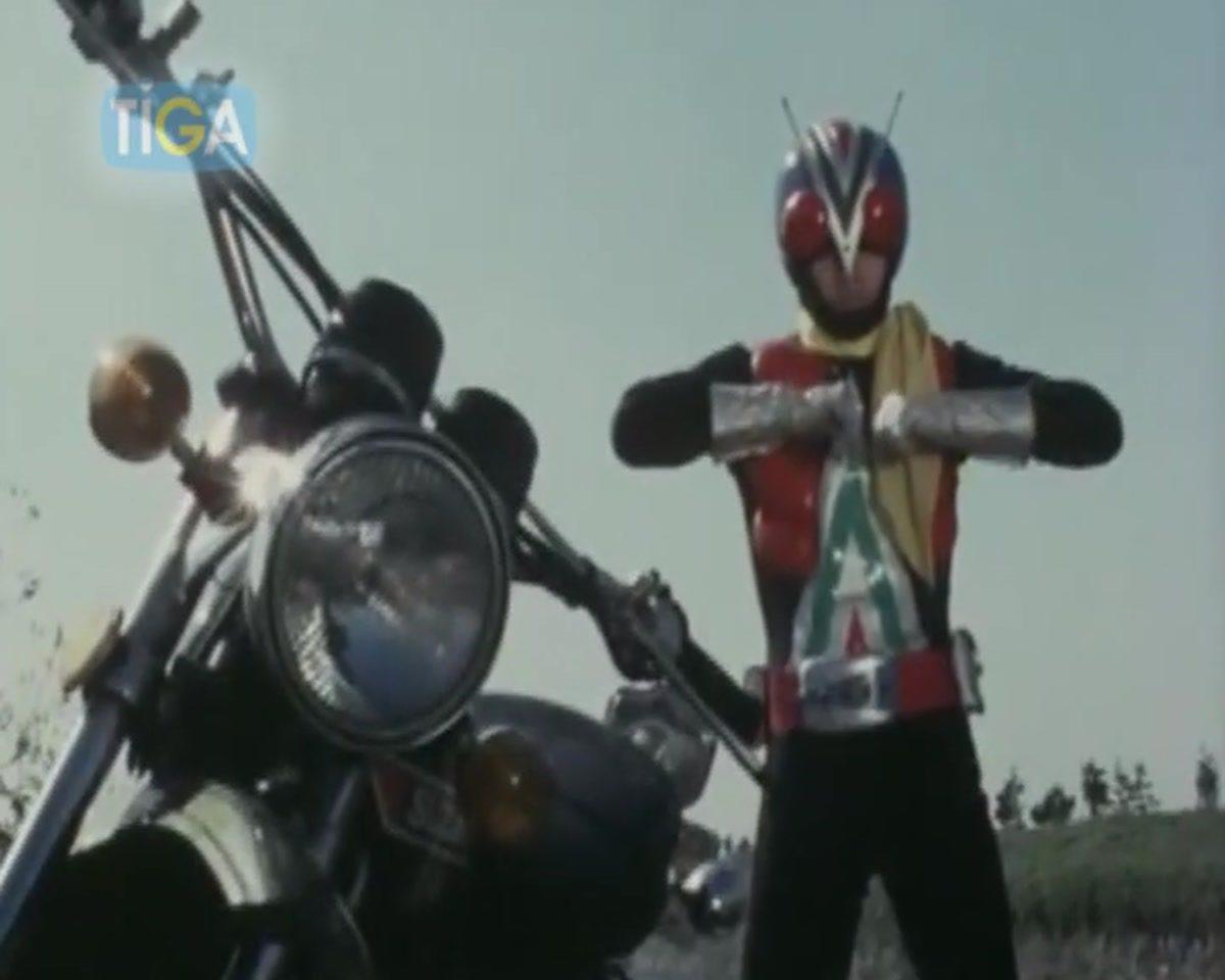 Masked Rider V3 ตอนที่ 43-3