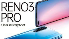 มาแน่! OPPO Reno3 Pro กล้องหน้าคู่ชัดสุด 44MP สวยที่สุดในโลก! ณ ตอนนี้