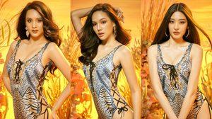 ซูมอีกที! ชุดว่ายน้ำ นางสาวไทย 2563 เปลี่ยนลุคเซ็กซี่ให้นางงาม ไม่เน้นโป้ แต่สวยสะกดคนดู
