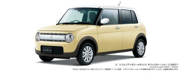 Suzuki Lapin Mode 2019
