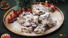 วิธีทำ Rocky road ไอศกรีมช็อคโกแลตต้อนรับวันคริสต์มาส