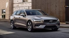 Volvo V60 2019 ใหม่ บุกตลาด พร้อมขายปีหน้าที่สหรัฐอเมริกา