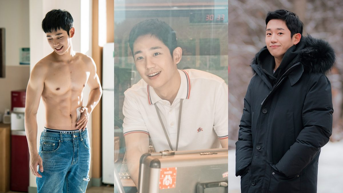 น่ารักจนใจเจ็บ! 6 คาแรคเตอร์ของ จองแฮอิน ในผลงานการแสดงที่ผ่านมา