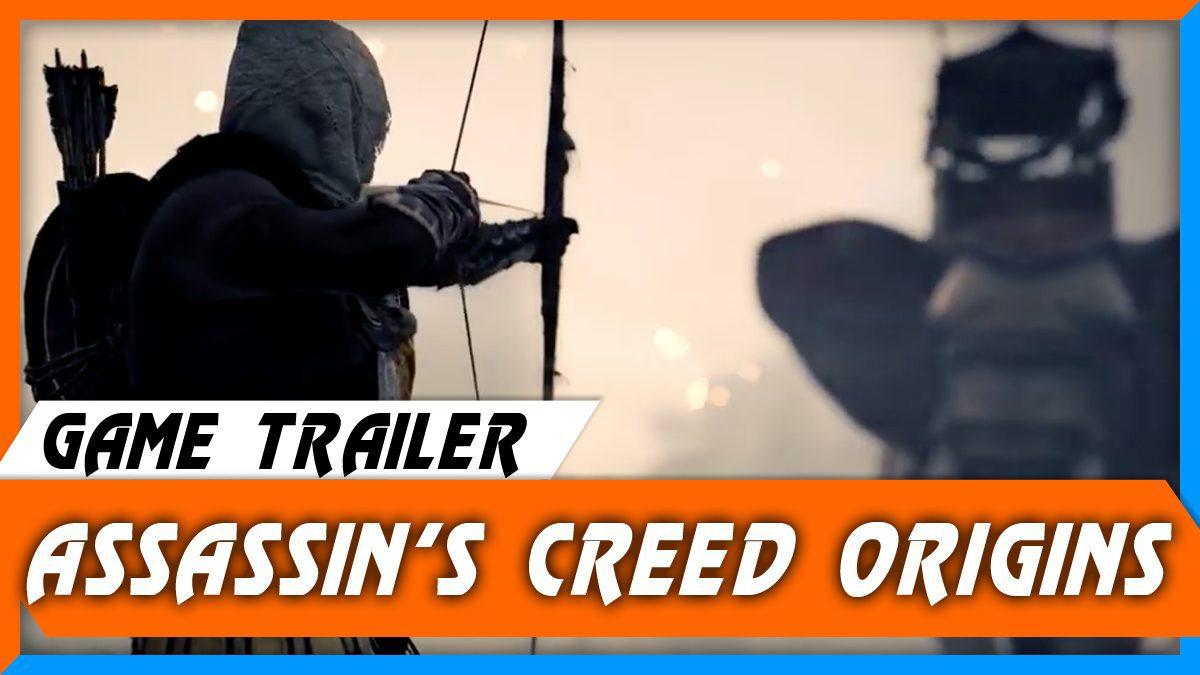 Assassin's Creed: Origin [ตัวอย่างเกม] sub-thai