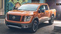 Nissan ประกาศราคา รถกระบะ Nissan Titan 2019 ด้วยราคา 9.8 แสนบาท