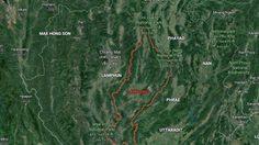 เฝ้าระวัง! เกิดแผ่นดินไหวกลุ่มจำนวนกว่า 10 ครั้ง ที่จ.ลำปาง ในรอบ 40 ปี