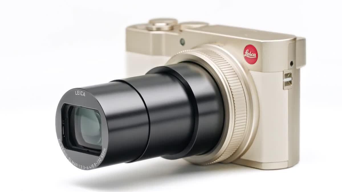 Leica C-Lux กล้องคอมแพคหน้าจอสัมผัส ซูม 15 เท่า ราคา 34,000 บาท