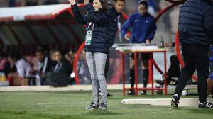 สั่นสู้! 'มาดามแป้ง' ยิ้มรับ ชบาแก้ว อยู่ร่วมสายหินฟุตบอลโลก 2019