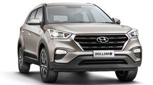 Hyundai Creta 1 Million edition เปิดตัวเเล้วที่ บราซิล ผลิตแค่ 2,000คัน