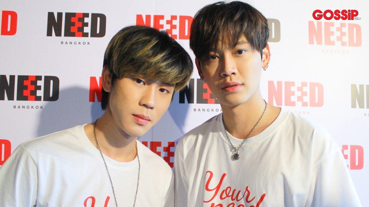 NEEED Bangkok คว้าคู่จิ้นสุดฮอต บุ๋น – เปรม จัด Virtual Live Fan Meeting