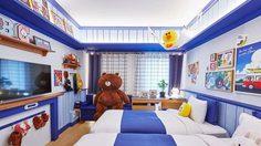 ที่พักสุดคิ้วท์! โรงแรม Golden Tulip M Hotel ธีม LINE FRIENDS