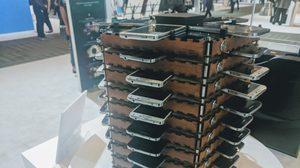 Samsung C-Lab โชว์โปรเจ็คสุดล้ำ ขุด Bitcoin ด้วยมือถือเก่า 40 เครื่อง !
