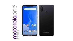 เผยข้อมูล Motorola One Power รุ่นใหม่ กล้องคู่ ใช้ Android One OS