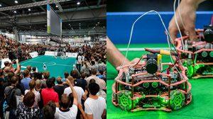 ไทยรับเจ้าภาพRoboCup Asia-Pacific2017เปิดเวทีแข่งขันหุ่นยนต์ครั้งแรกของเอเชียแปซิฟิค