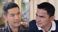 คนไทยอยากรู้? วูดดี้ถามโค้ชซิโก้ 'จะกลับมาเป็นโค้ชทีมชาติอีกไหม' (มีคลิป)
