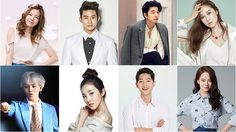 11 คู่เพื่อนสนิท ของเกาหลี