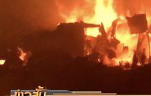 ชาวบังกลาเทศ 5 หมื่นคนไร้บ้านหลังไฟไหม้