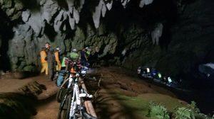 คืบหน้าภารกิจพา 13 ชีวิตออกจากถ้ำหลวงวันที่ 2 ล่าสุดหมูป่าตัวที่ 8 ออกจากถ้ำแล้ว